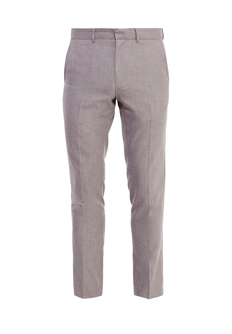 Мужские повседневные брюки Burton Menswear London 23K23LGRY