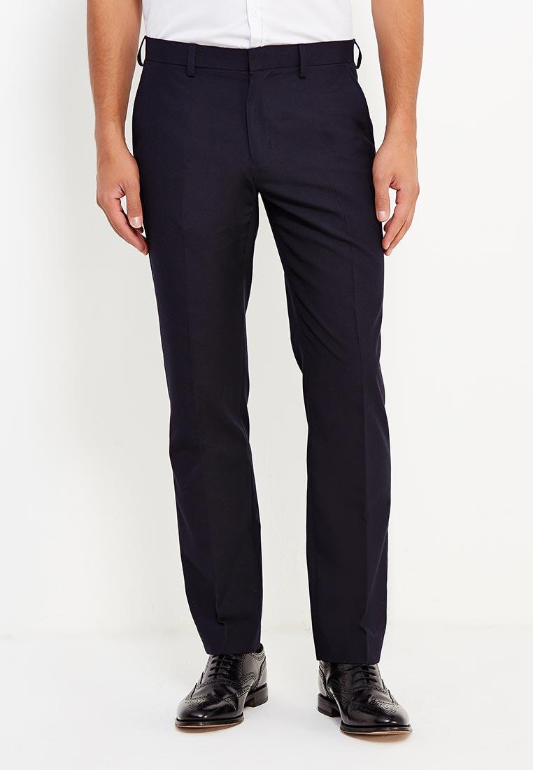 Мужские зауженные брюки Burton Menswear London 23T09KNVY