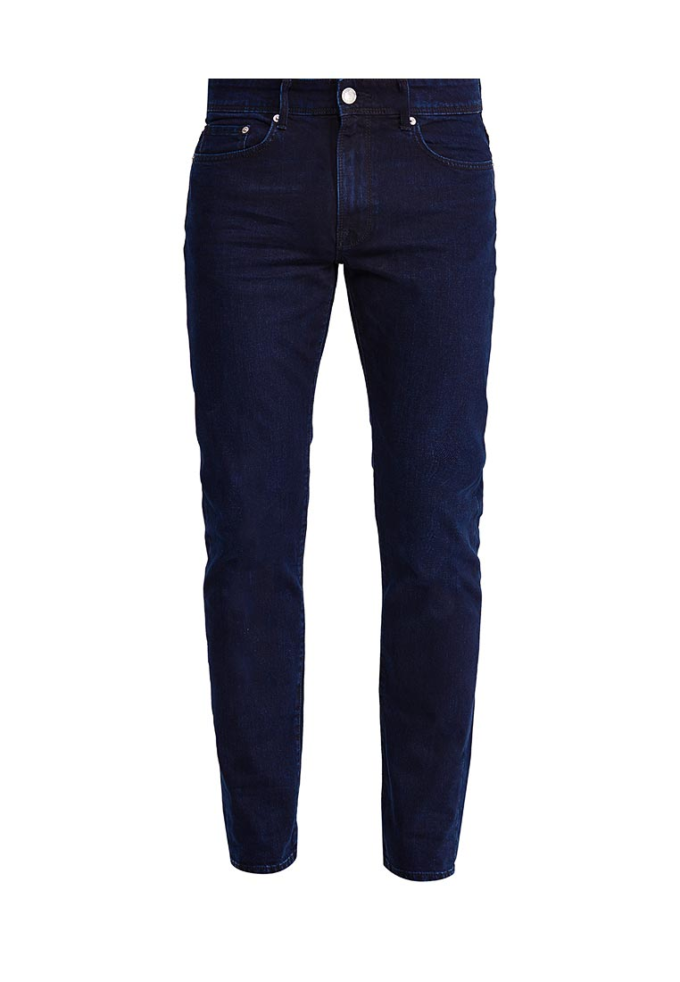 Зауженные джинсы Burton Menswear London 12K09LBLU