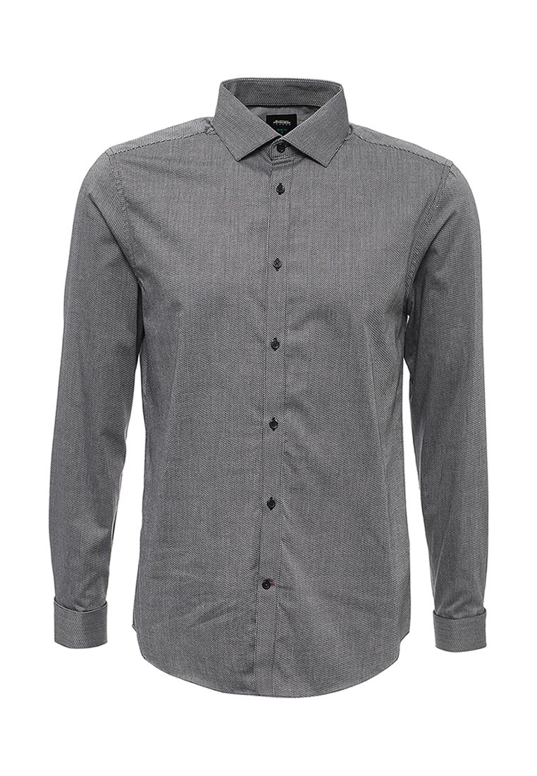 Рубашка с длинным рукавом Burton Menswear London 19F01LGRY