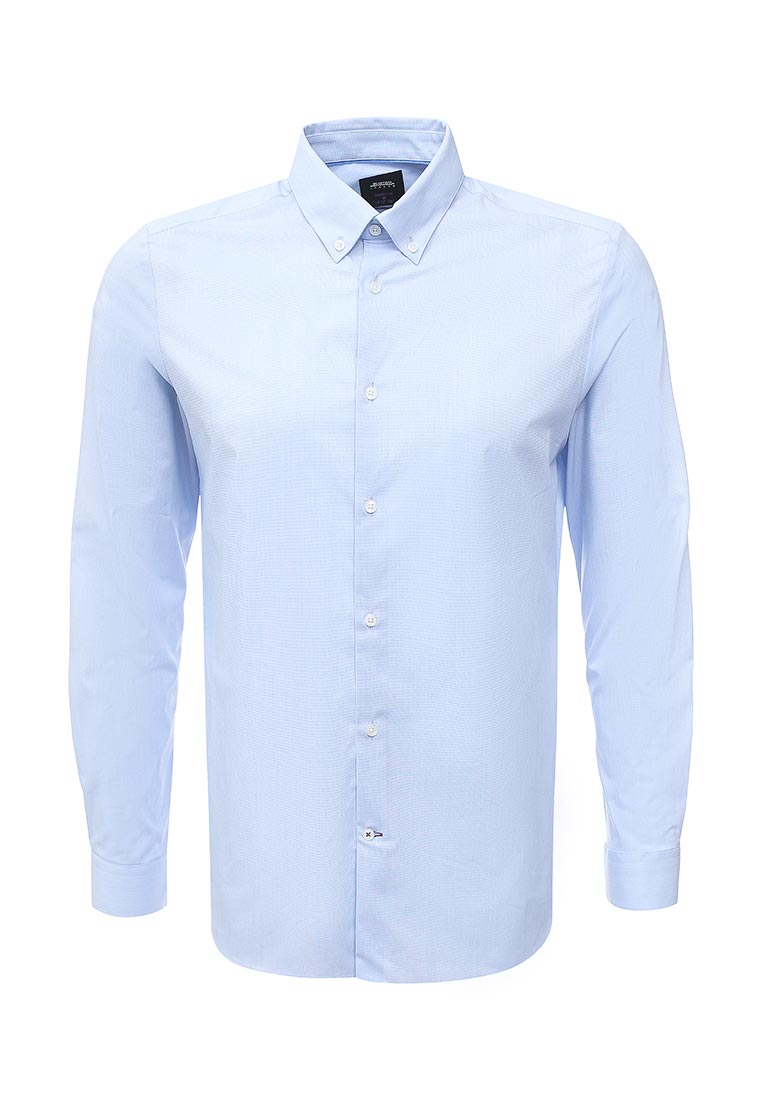 Рубашка с длинным рукавом Burton Menswear London 19F15LBLU