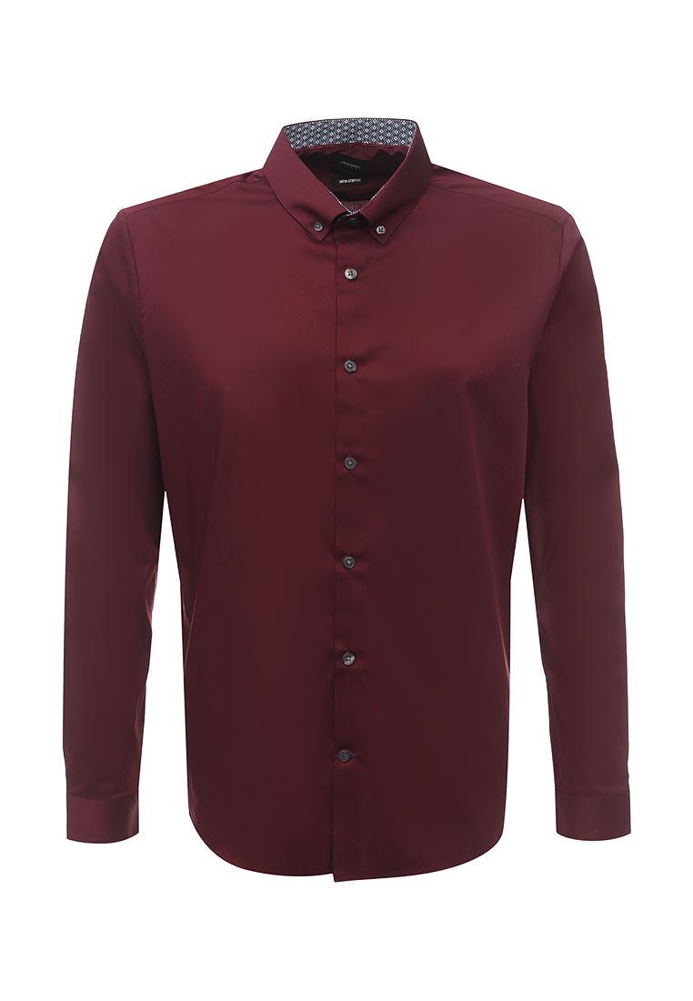 Рубашка с длинным рукавом Burton Menswear London 22S02LBUR