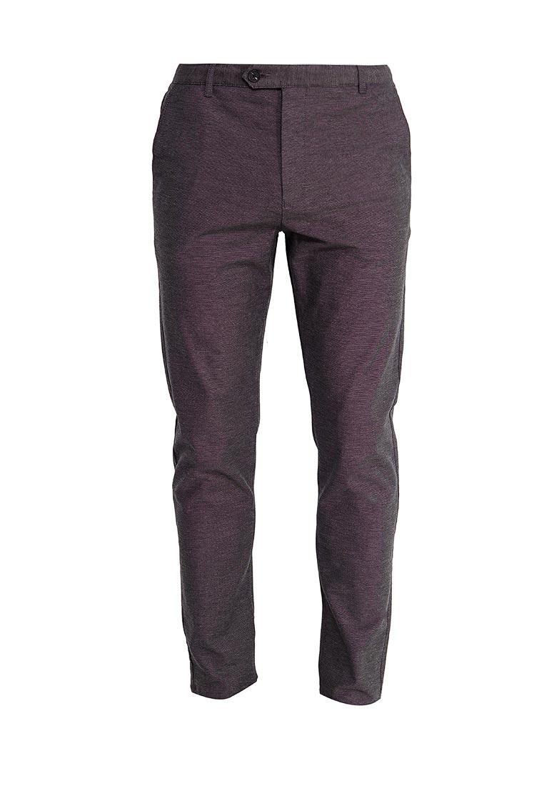 Мужские повседневные брюки Burton Menswear London 23S20LGRY