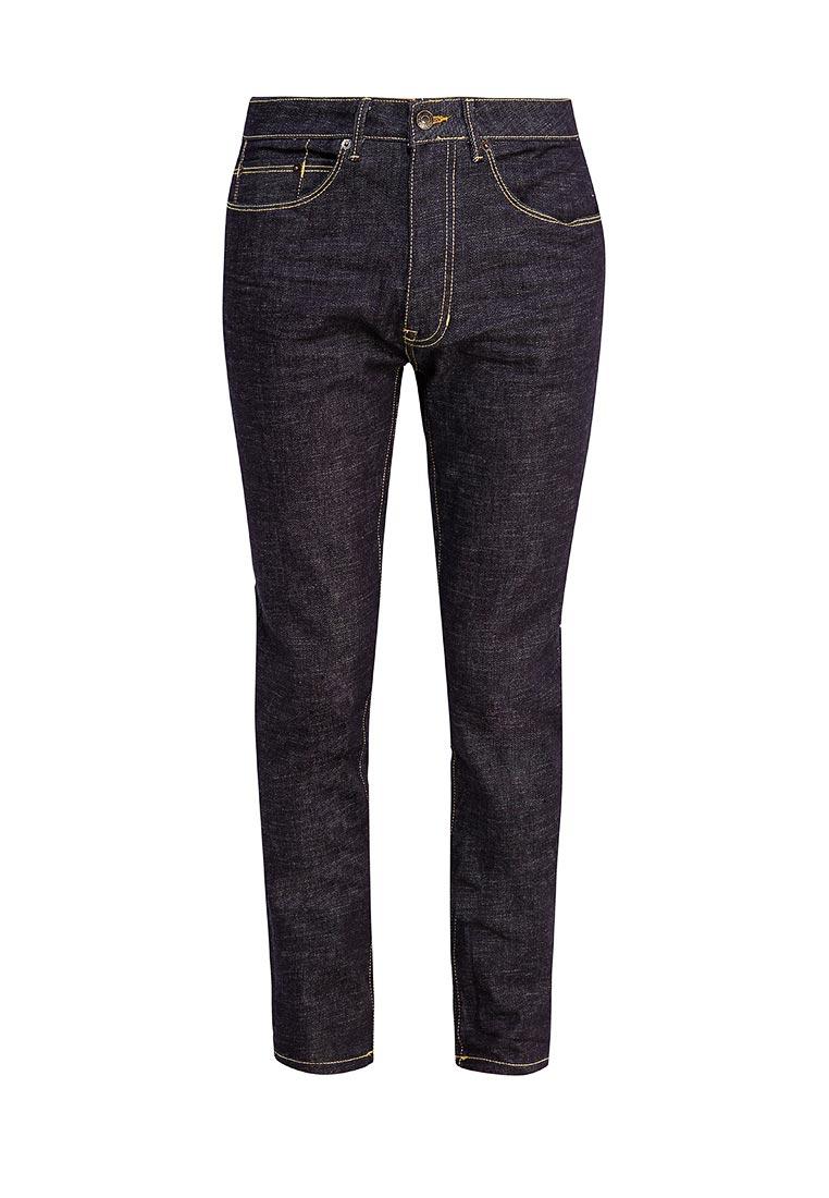 Зауженные джинсы Burton Menswear London 12A05LBLU