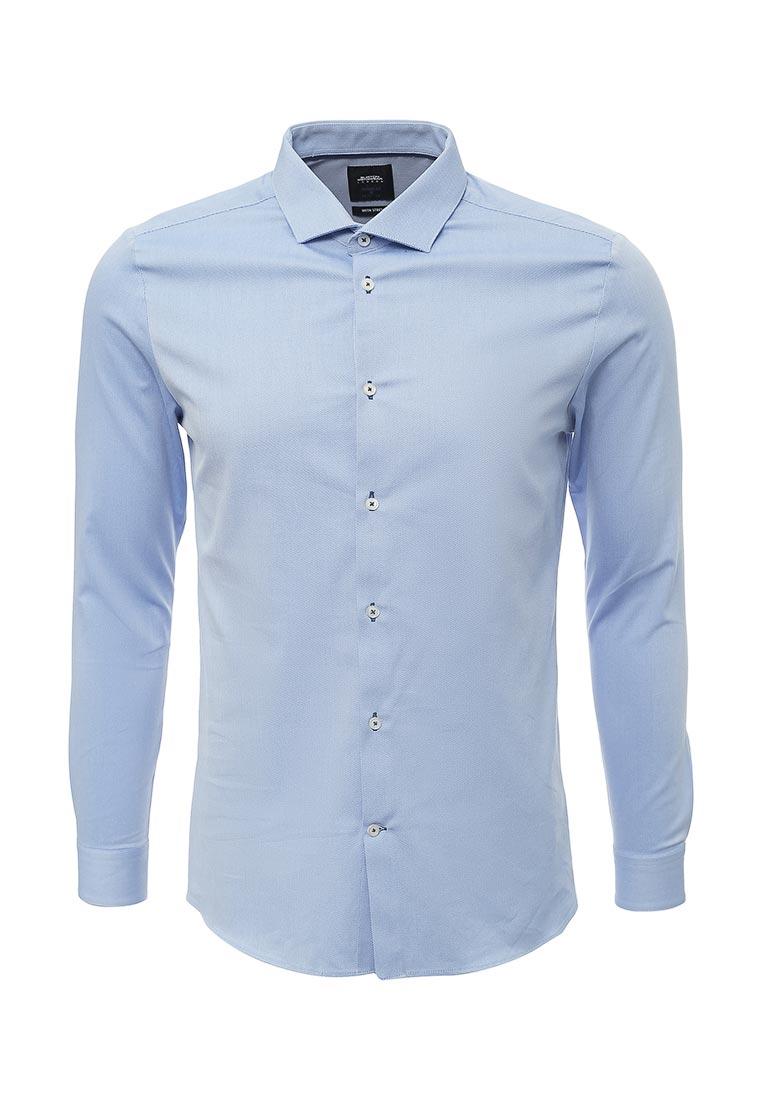 Рубашка с длинным рукавом Burton Menswear London 19F41LBLU
