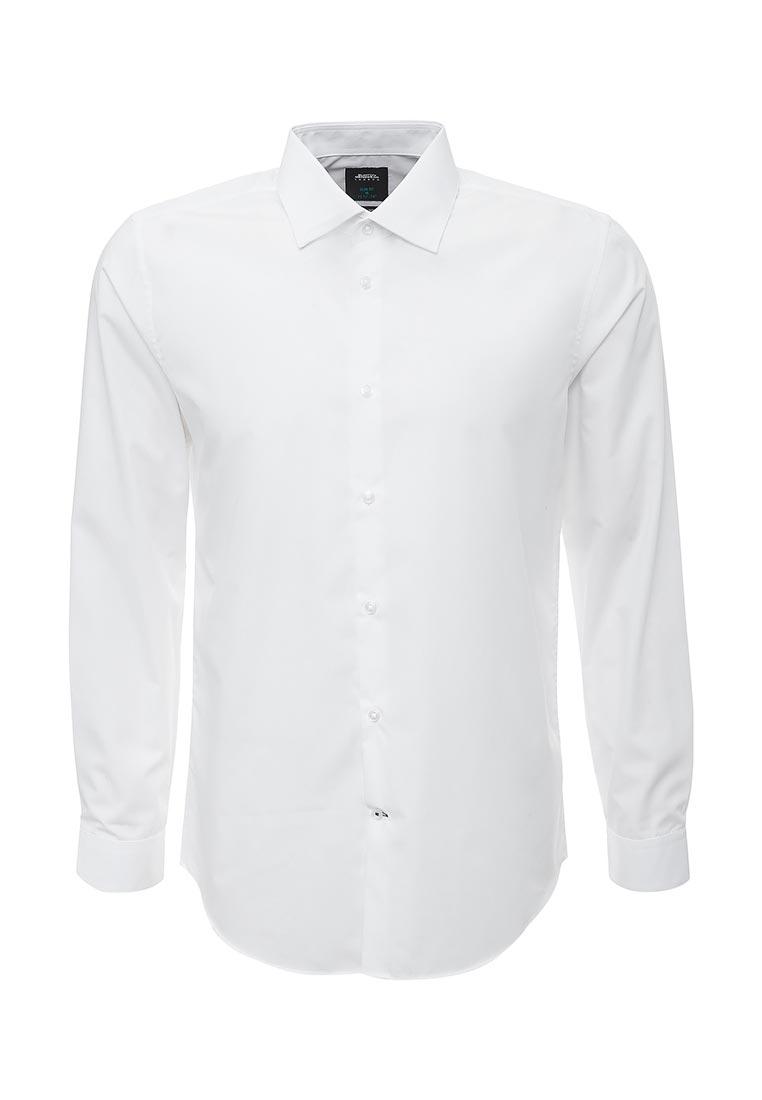 Рубашка с длинным рукавом Burton Menswear London 25E03LWHT