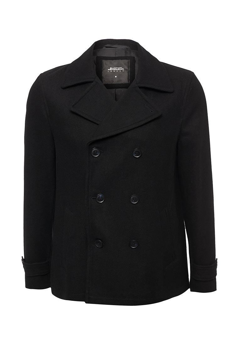 Мужские пальто Burton Menswear London 06W01LBLK