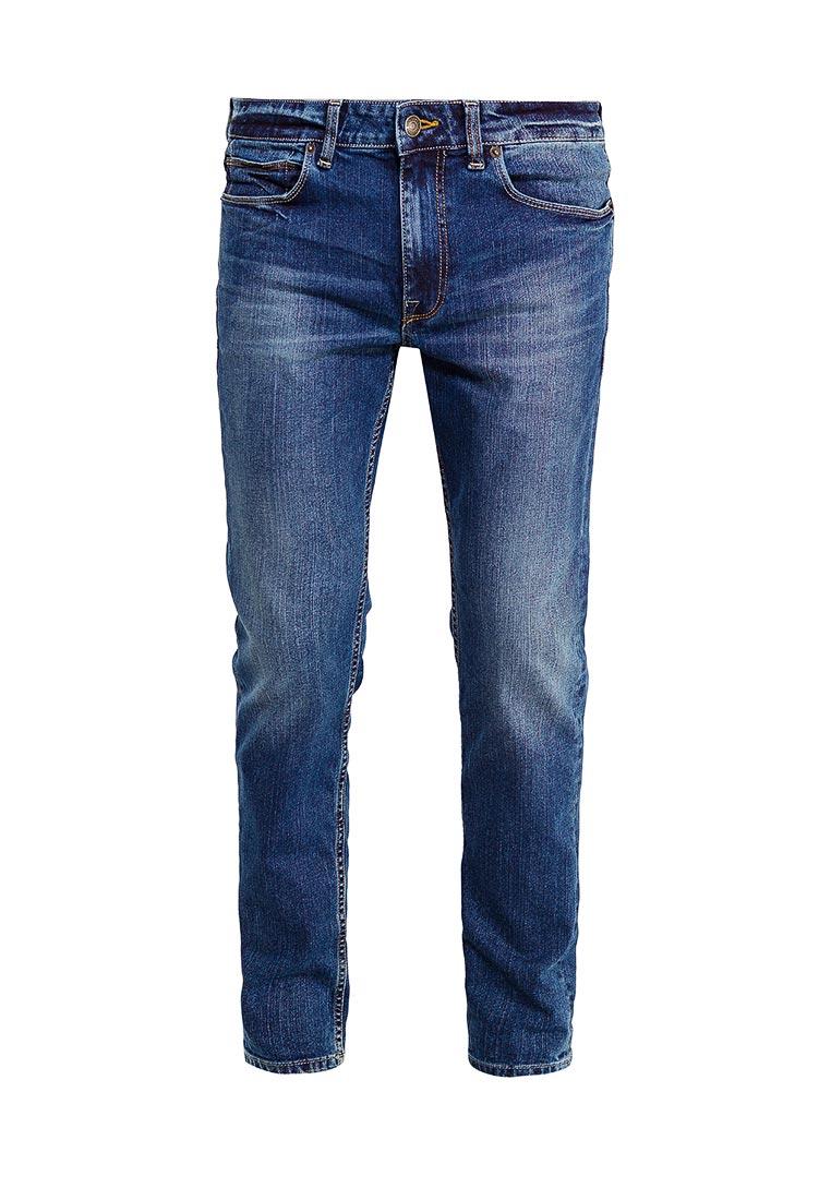 Зауженные джинсы Burton Menswear London 12K13KBLU