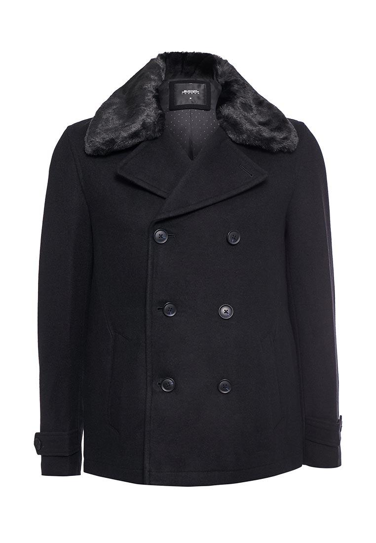 Мужские пальто Burton Menswear London 06W02LBLK