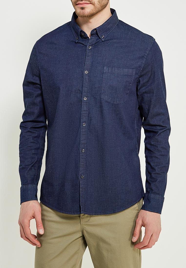 Рубашка с длинным рукавом Burton Menswear London 22D01MBLU