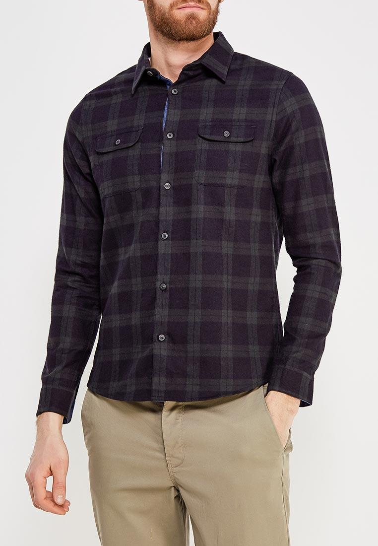 Рубашка с длинным рукавом Burton Menswear London 22C12LBLK