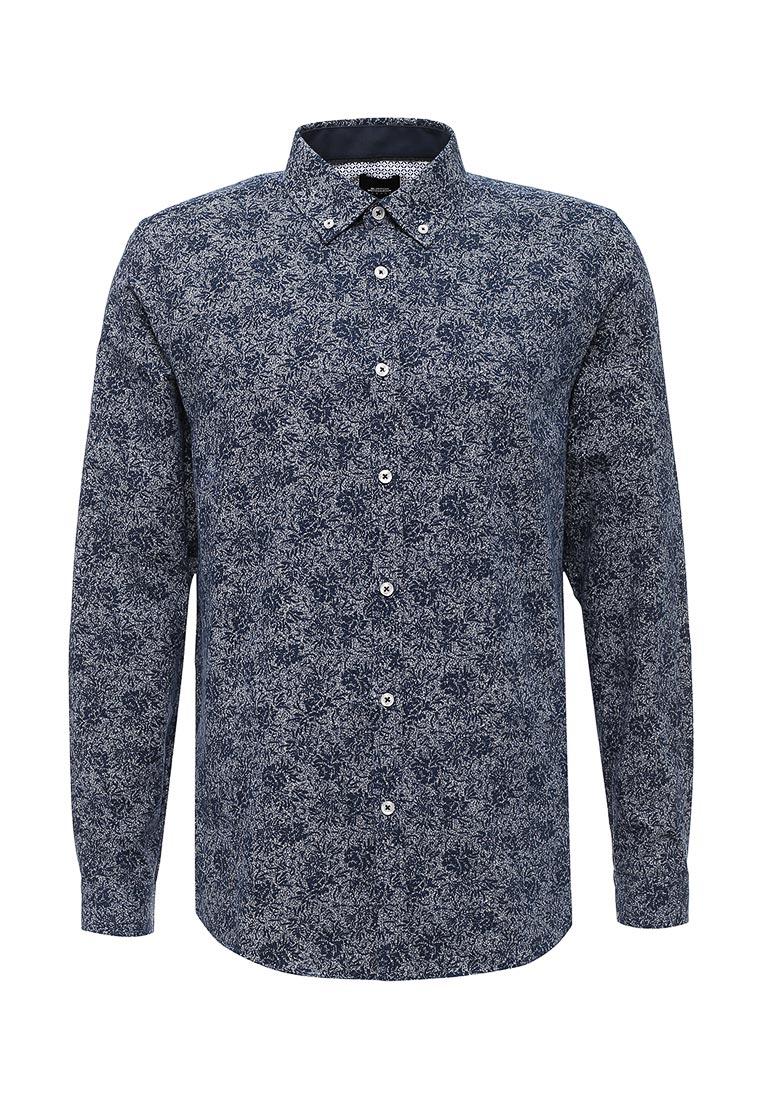 Рубашка с длинным рукавом Burton Menswear London 22D02JBLU