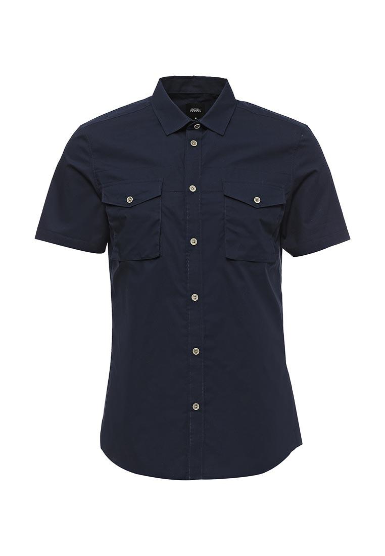 Рубашка с коротким рукавом Burton Menswear London 22P02KNVY