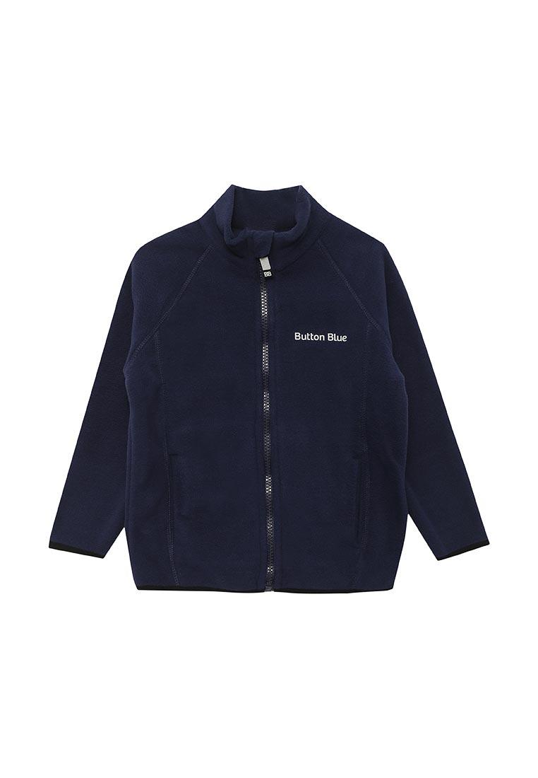 Толстовка Button Blue 217BBBA16011000