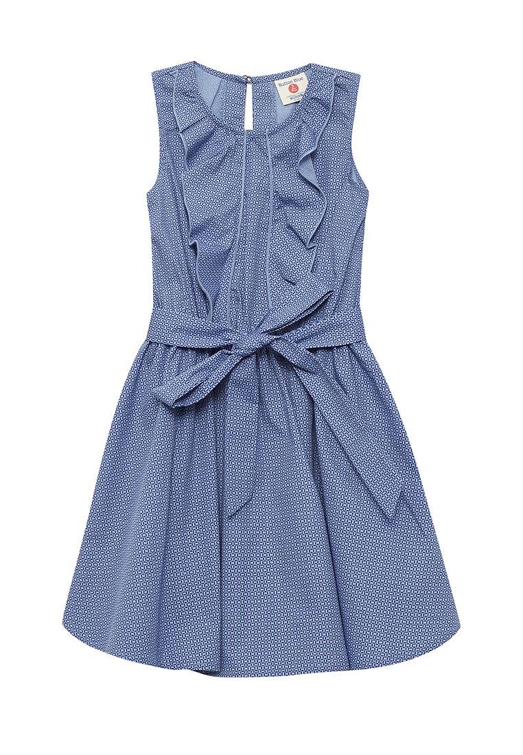 Повседневное платье Button Blue 118BBGC25011016