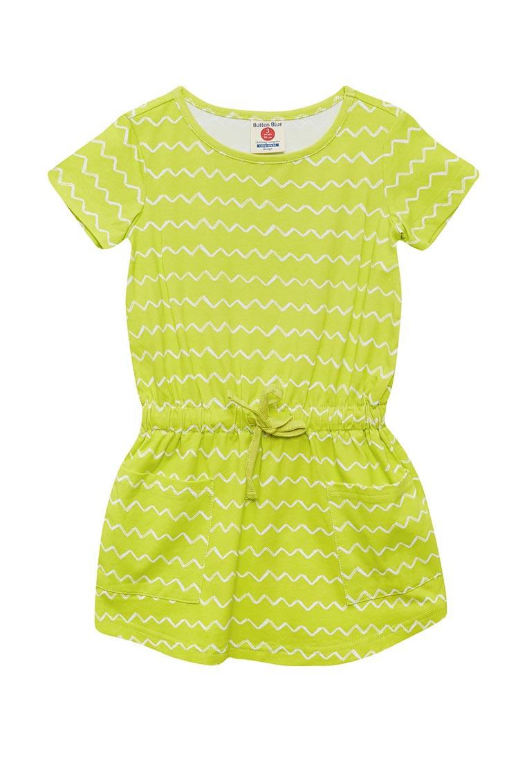Повседневное платье Button Blue 118BBGC50012713