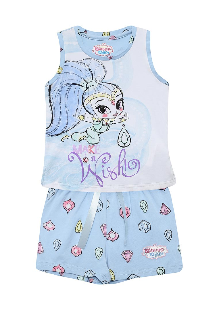 Пижама Button Blue 118BBGL97021800