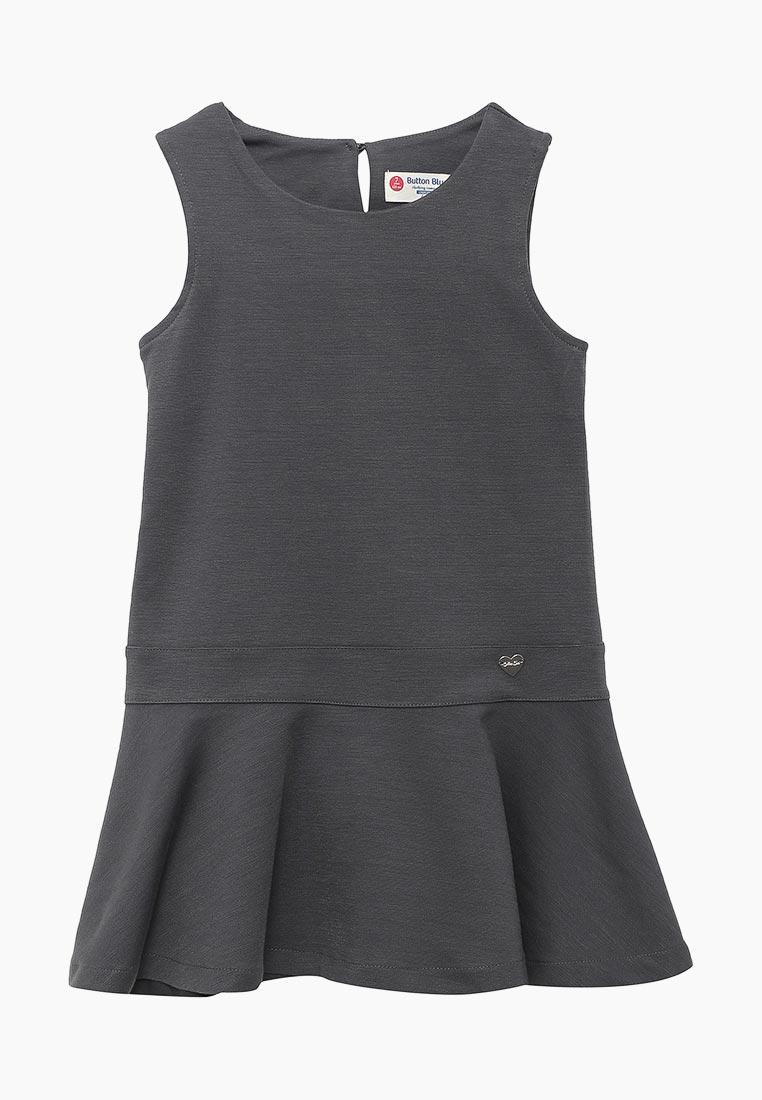 Повседневное платье Button Blue 218BBGS50020100: изображение 1