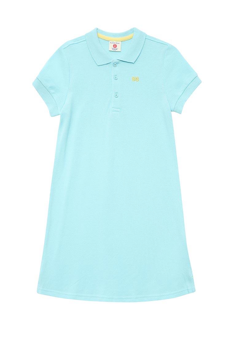 Повседневное платье Button Blue 117BBGC50042600