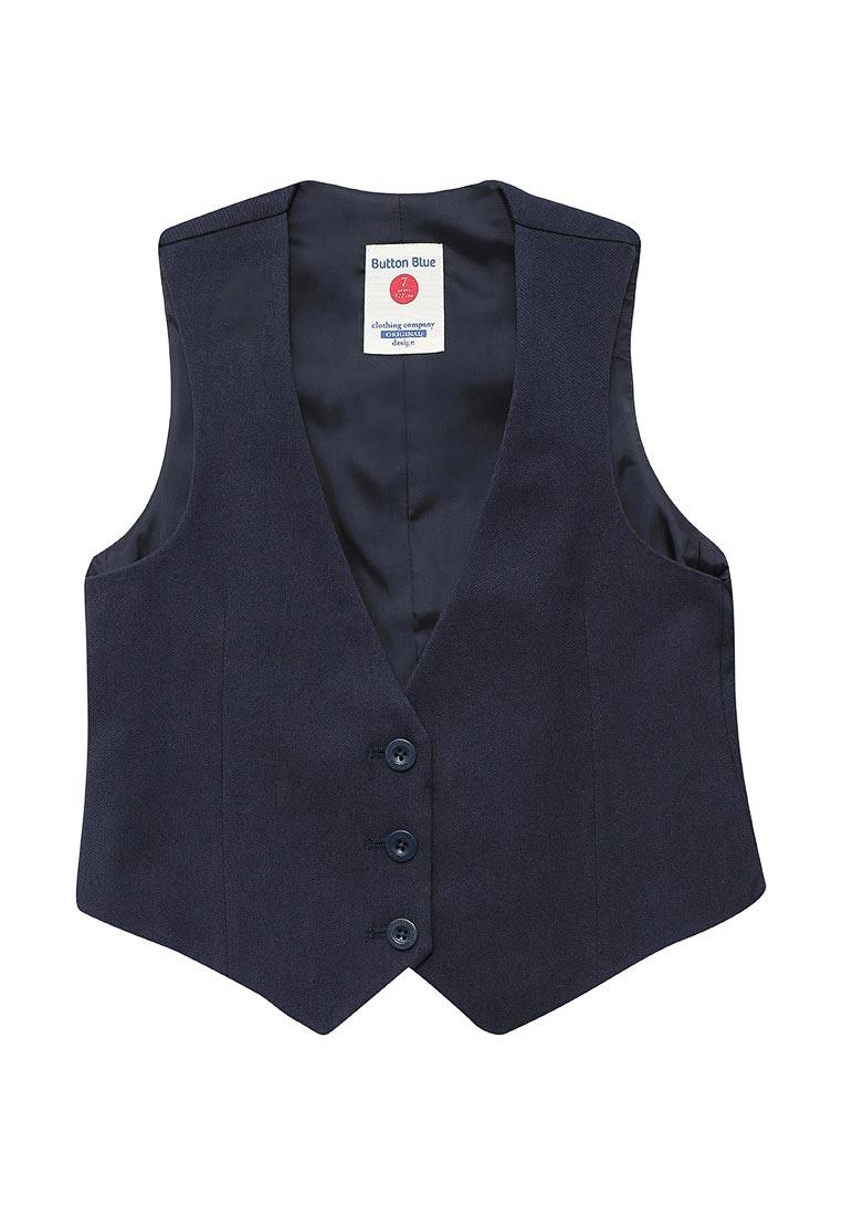 Жилет Button Blue 217BBGS47011000