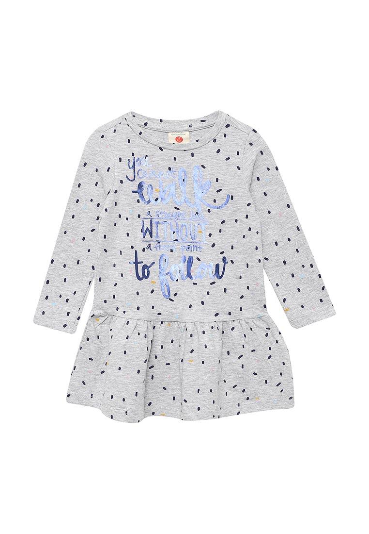 Повседневное платье Button Blue 217BBGC50011913