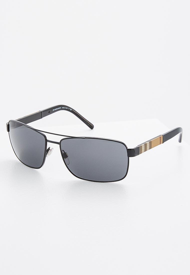 Мужские солнцезащитные очки Burberry 0BE3081