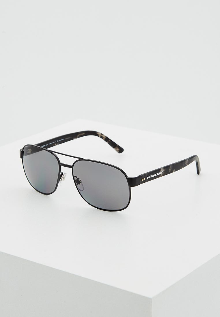 Мужские солнцезащитные очки Burberry 0BE3083