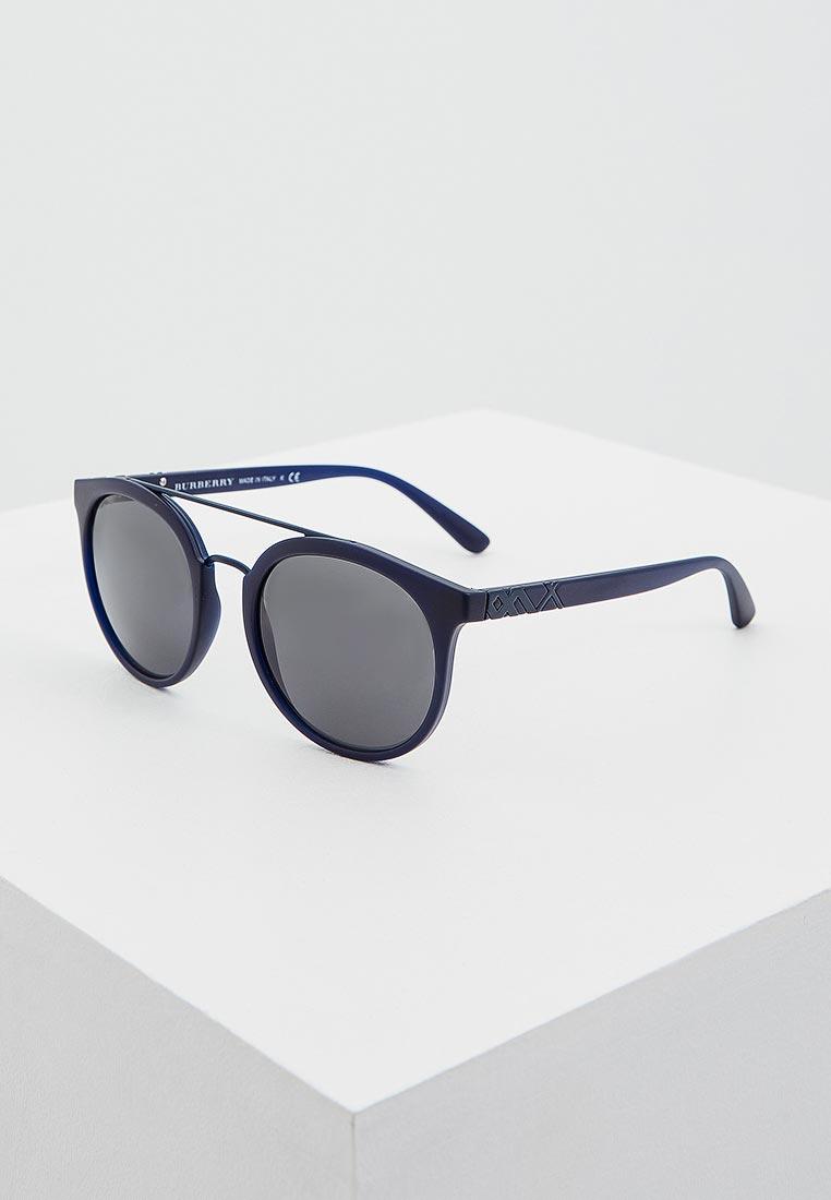 Мужские солнцезащитные очки Burberry 0BE4245