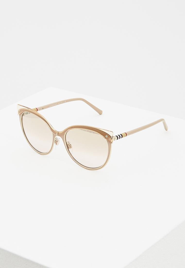Женские солнцезащитные очки Burberry 0BE3096