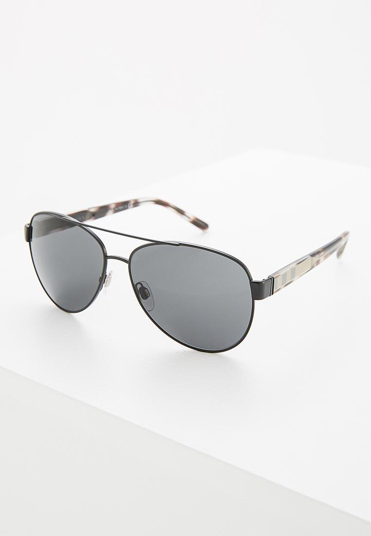 Женские солнцезащитные очки Burberry 0BE3084