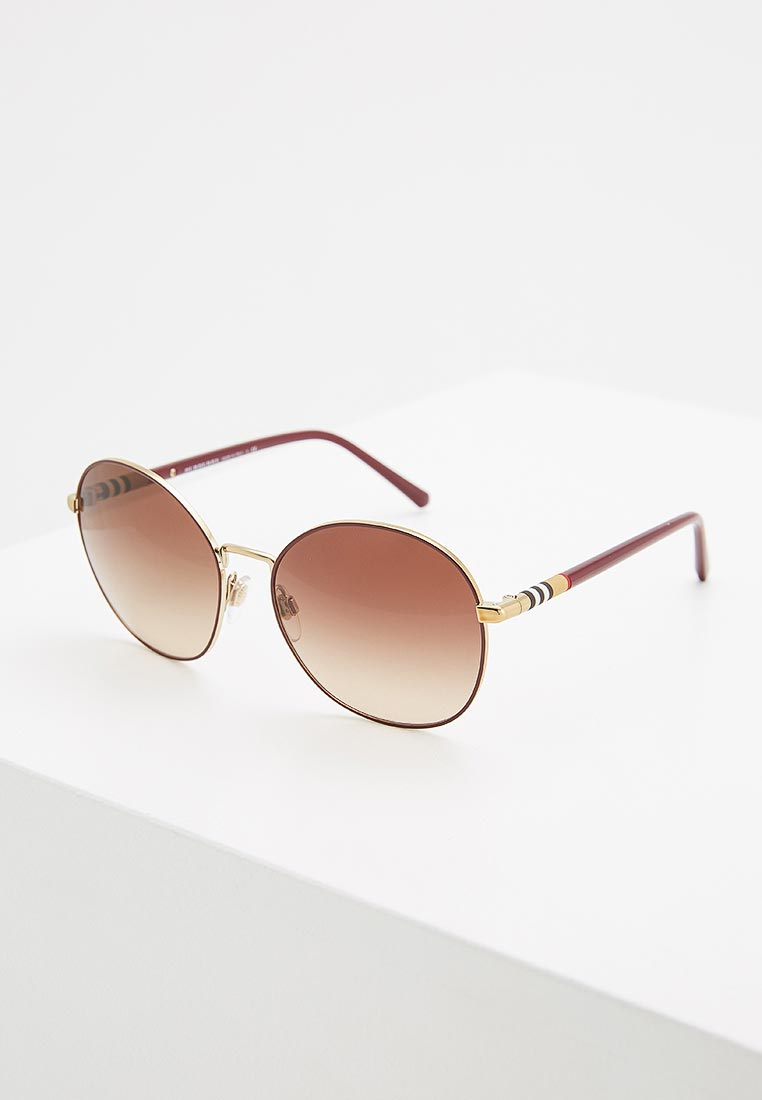 Женские солнцезащитные очки Burberry 0BE3094
