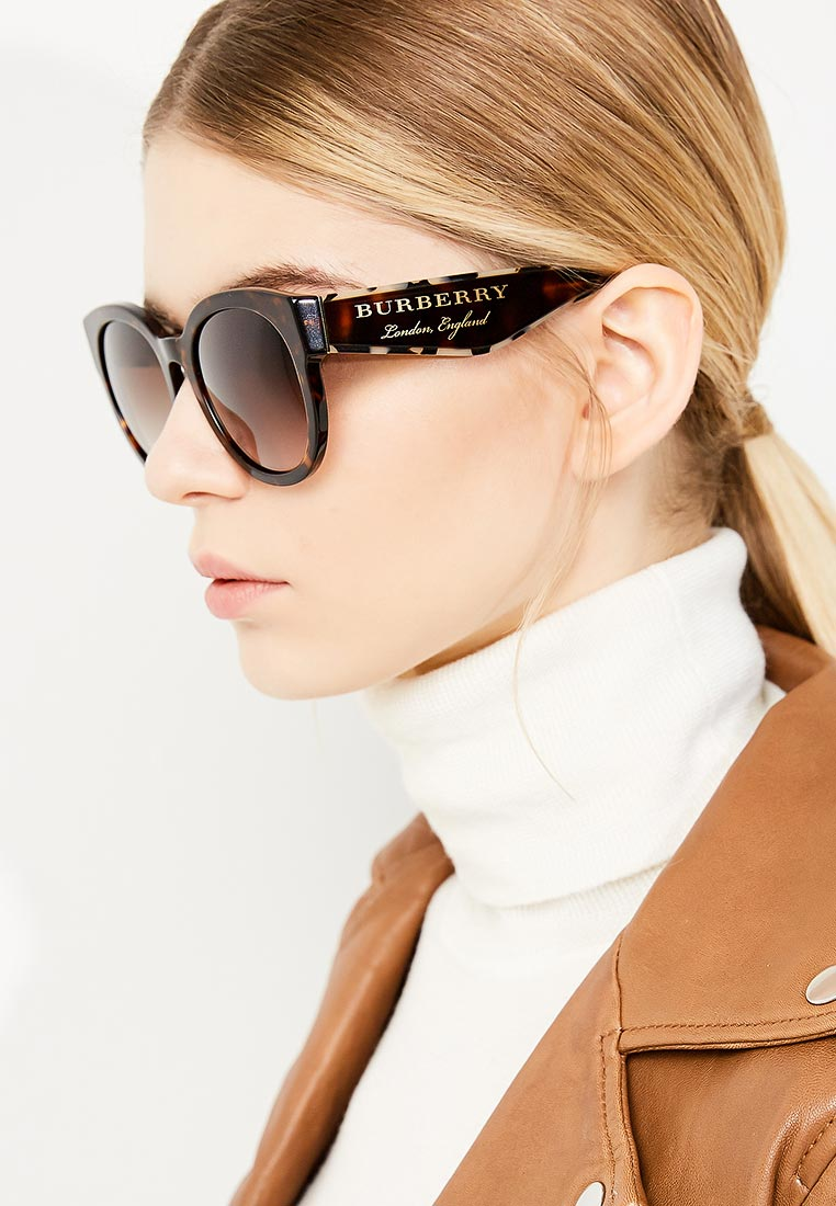 Женские солнцезащитные очки Burberry 0BE4260