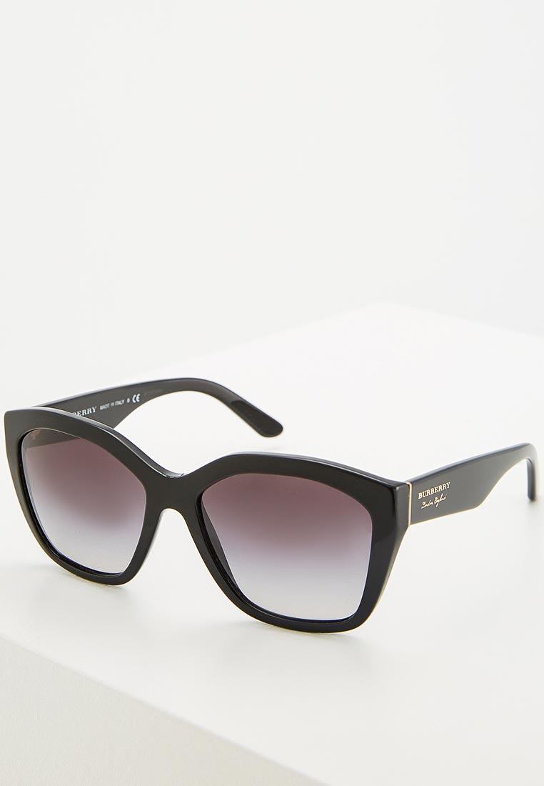 Женские солнцезащитные очки Burberry 0BE4261