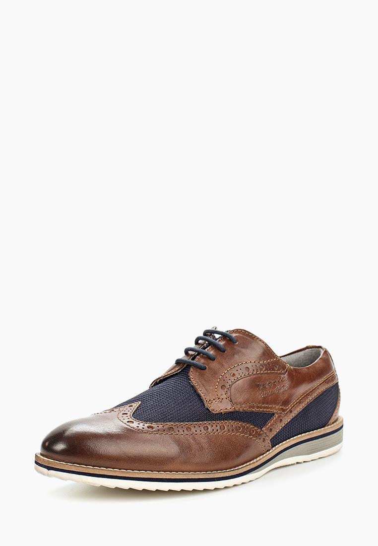 Мужские туфли Bugatti 311-45401-3069