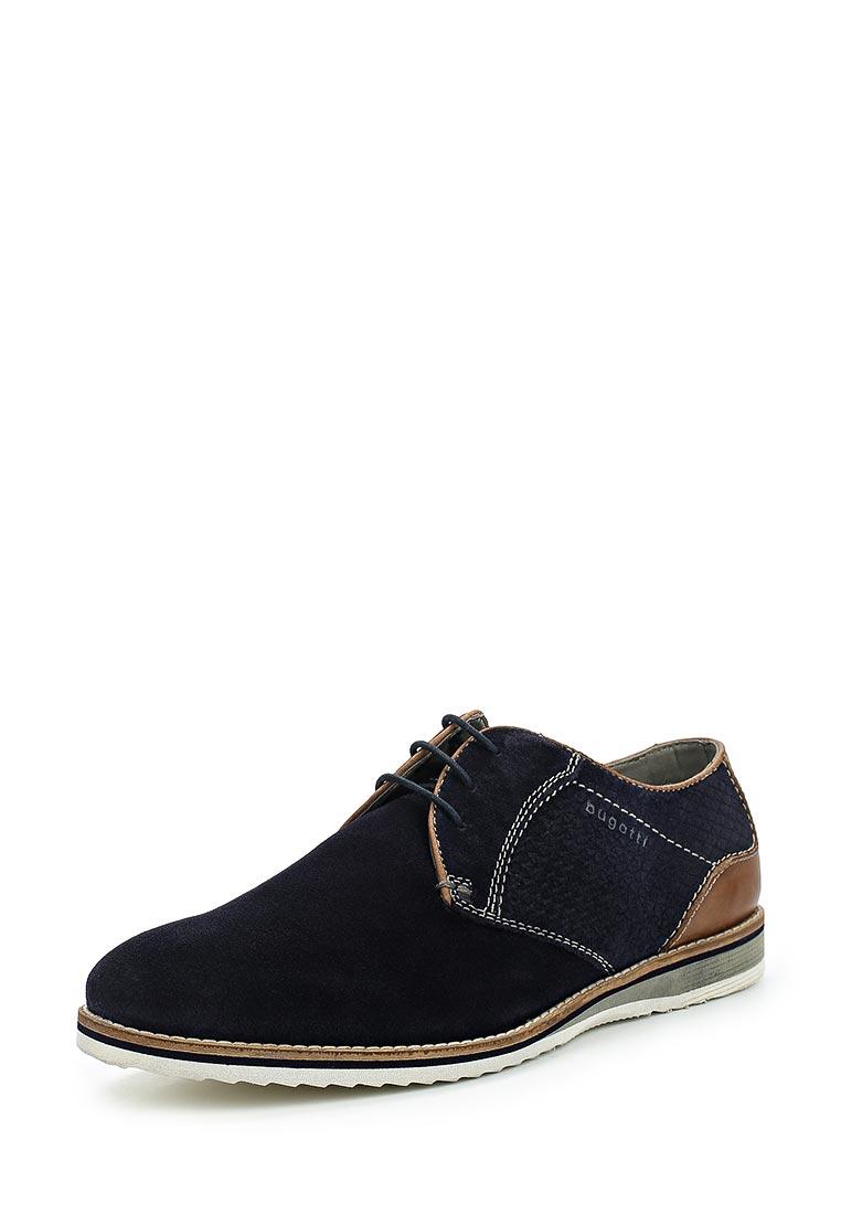 Мужские туфли Bugatti 311-45402-1400