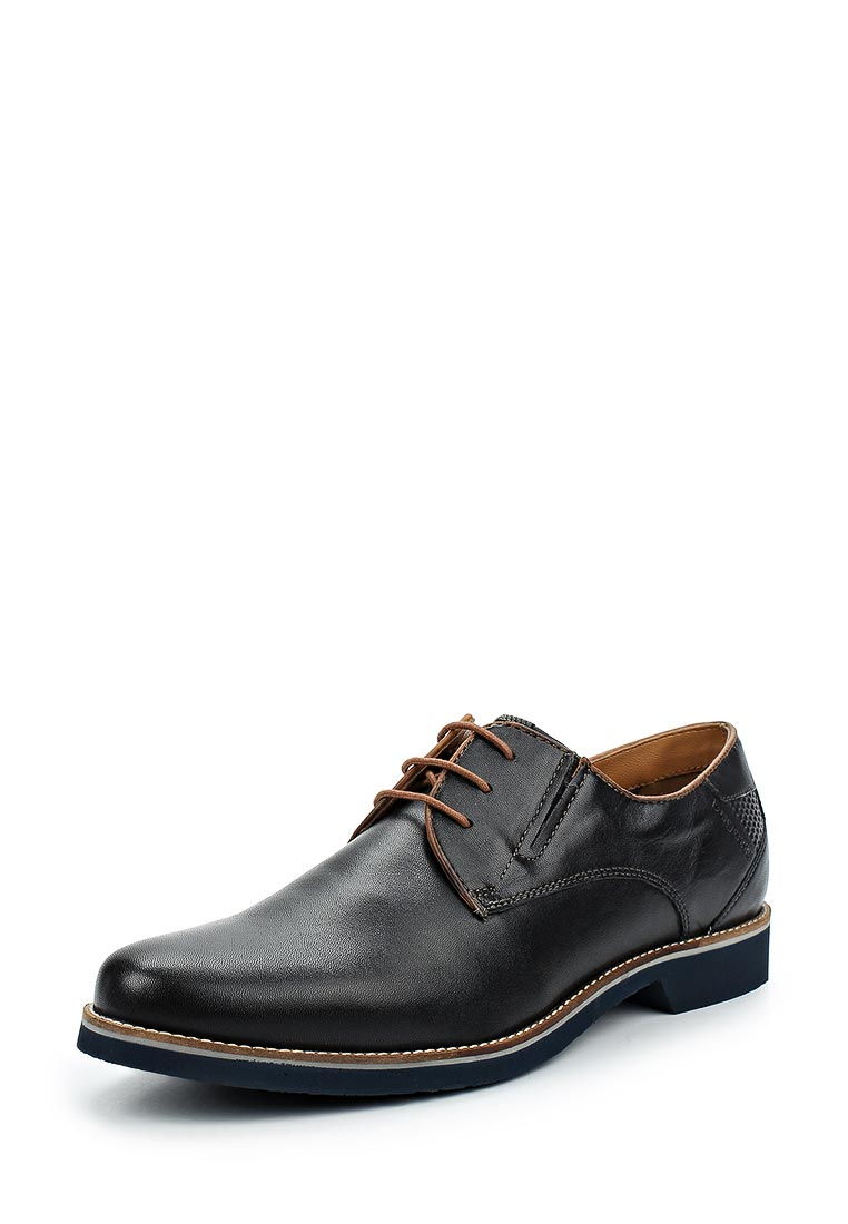 Мужские туфли Bugatti 312-41601-4000