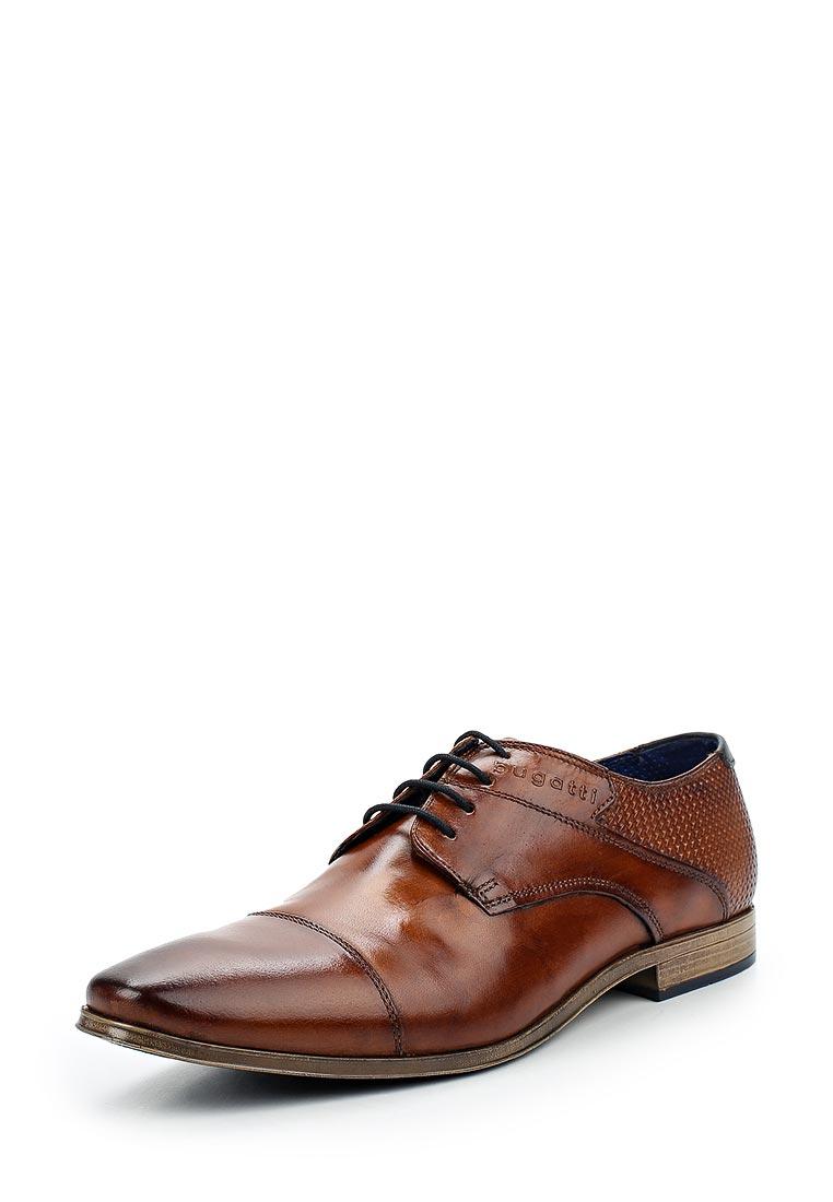 Мужские туфли Bugatti 312-42001-2100