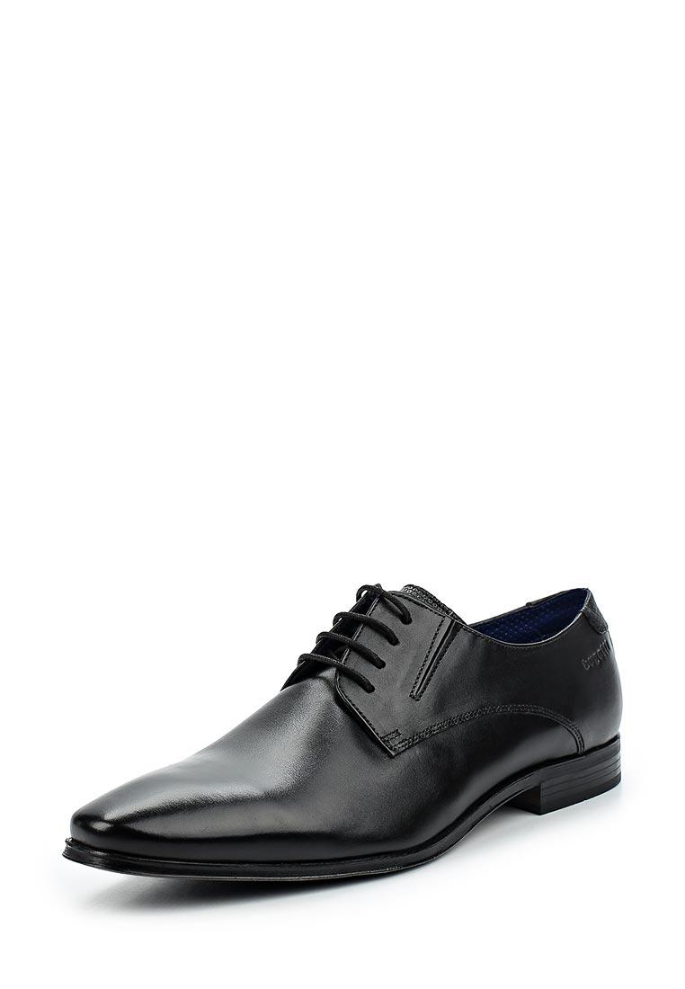 Мужские туфли Bugatti 312-42002-1000