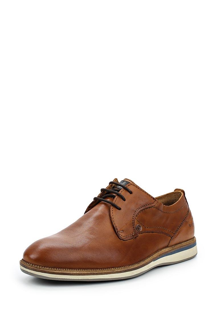 Мужские туфли Bugatti 322-40903-1000