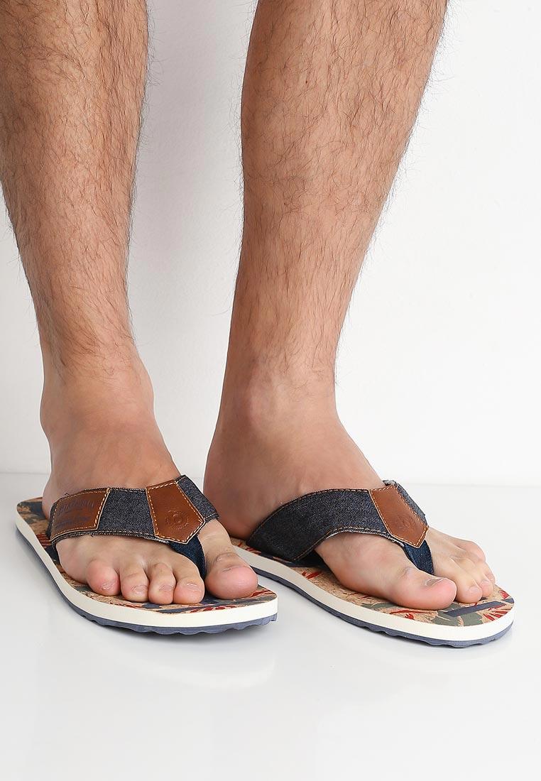 Мужские сандалии Bugatti K1780-6: изображение 1