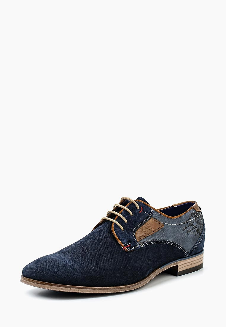 Мужские туфли Bugatti 311-15102-1400