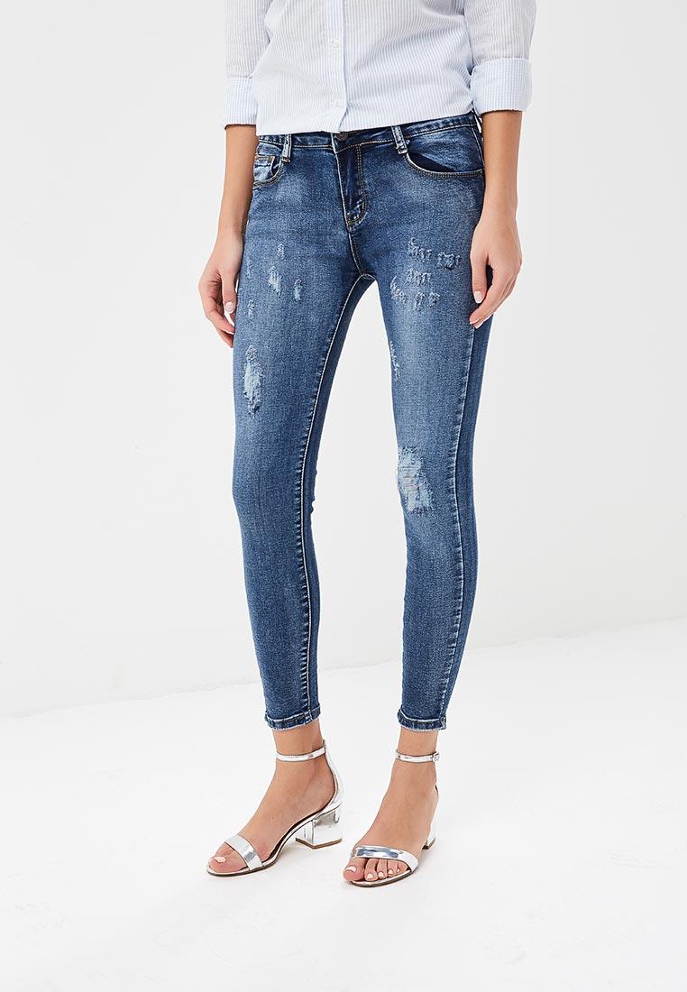 Зауженные джинсы By Swan 5185