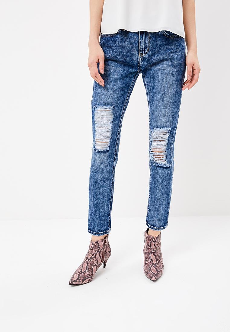 Зауженные джинсы By Swan 5186