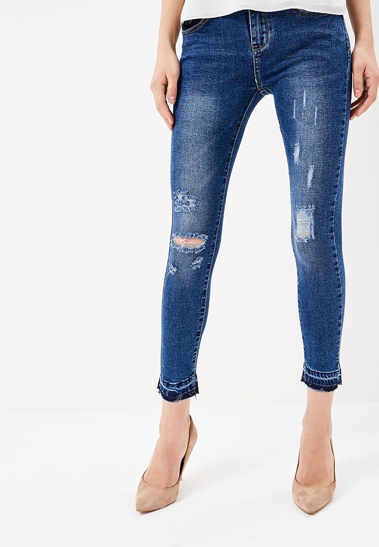 Зауженные джинсы By Swan 5191