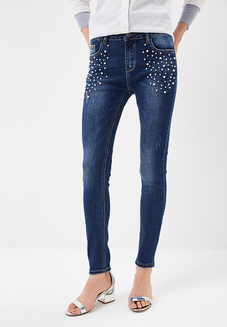 Зауженные джинсы By Swan 5194