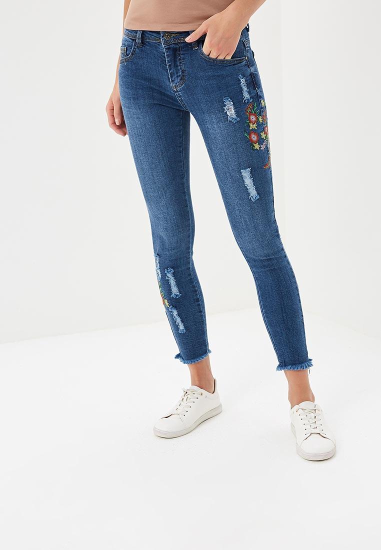 Зауженные джинсы By Swan 5199
