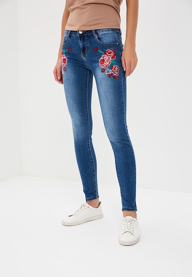 Зауженные джинсы By Swan 5204
