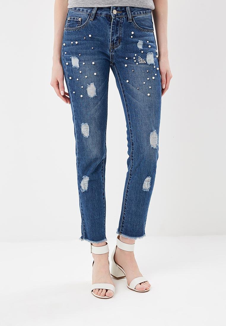 Зауженные джинсы By Swan 5218