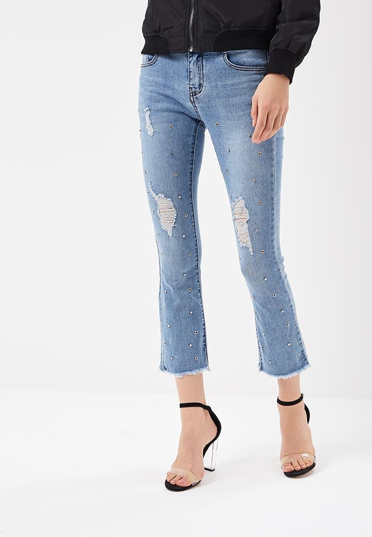 Широкие и расклешенные джинсы By Swan 5226