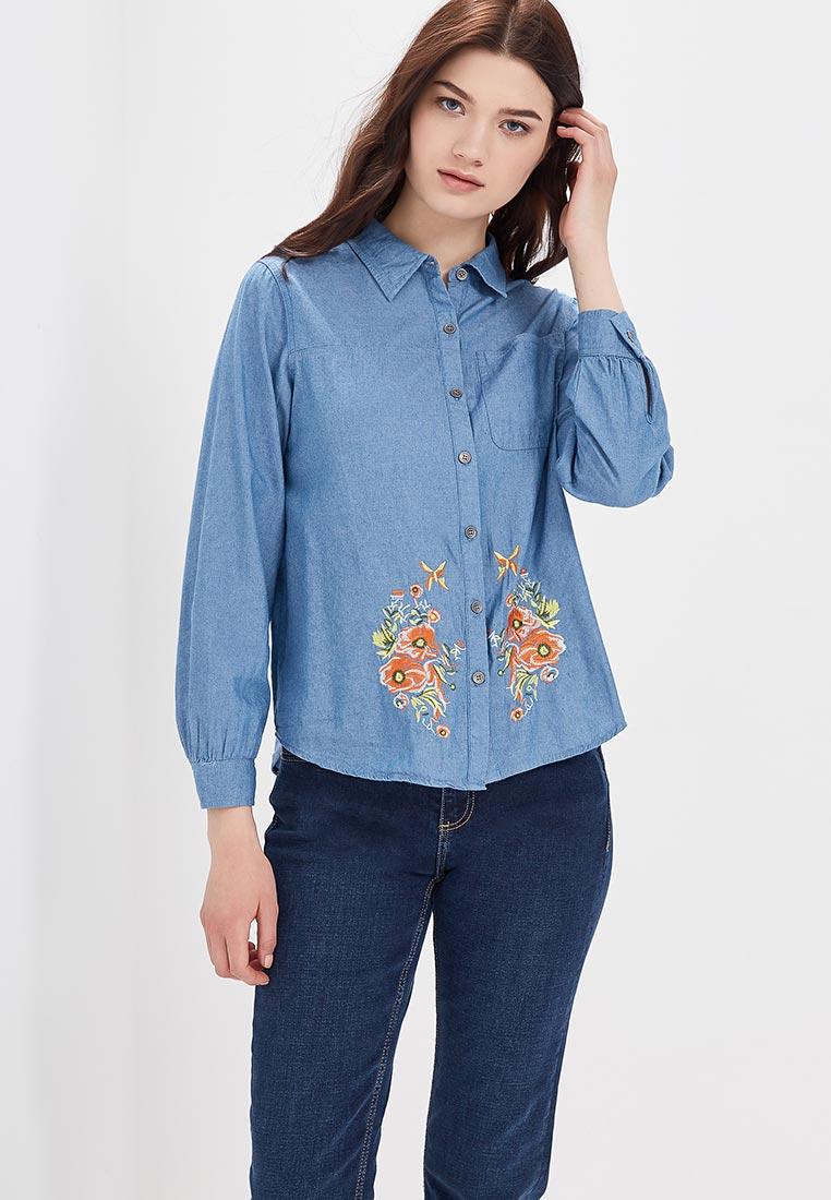 Женские рубашки с длинным рукавом By Swan BSP1337